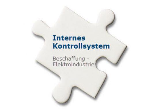 Aufbau eines Internen Kontrollsystems