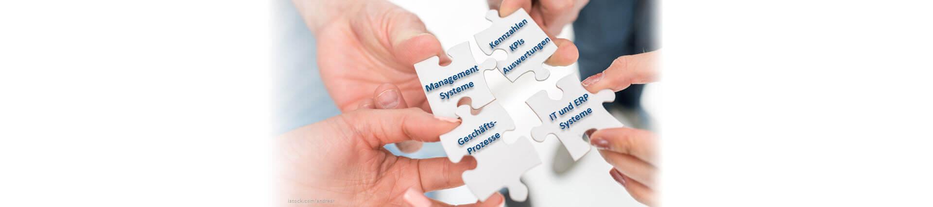 Kompetenzfelder Böhm und Partner